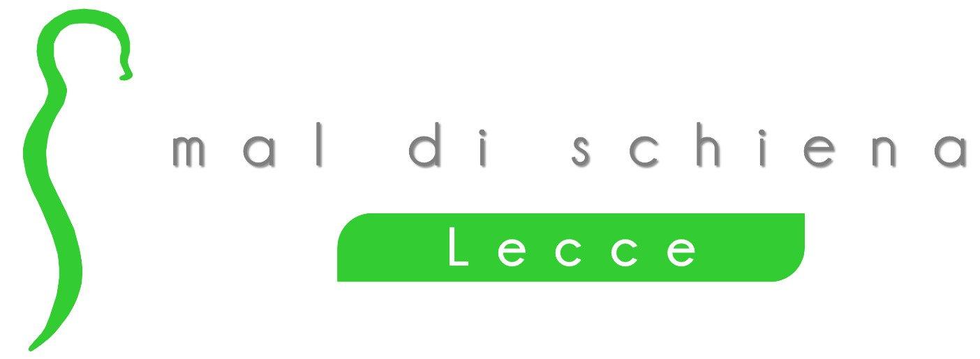 Mal di Schiena Lecce